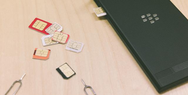 カフェの電話代を安くする格安SIMカード